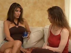 Torri Secret & Miranda in Lesbian Triangles #07, Scene #04 tube porn video