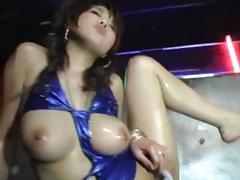 Busty Japanese Girl Dancing tube porn video