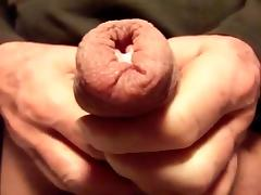 Foreskin Play Shake & Fingering #A tube porn video