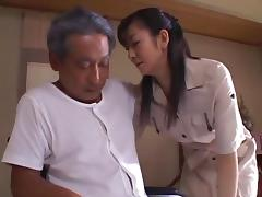 Japanese Wife Widow takes care of Father-in-Law (MrBonham) tube porn video