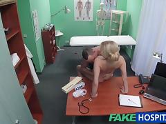 FakeHospital Sex prescribed by hot nurse tube porn video