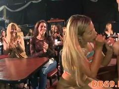 Girls love the taste of whipped cream tube porn video