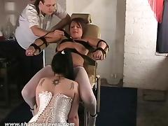 Filthy Shaz medical lesbian fetish and doctors electro bdsm tube porn video