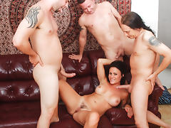 Ashli Ames in  We Wanna Gang Bang Your Mom #14, Scene #01 tube porn video
