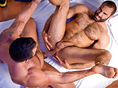 Rogan Richards & Paco in The Tourist Video tube porn video