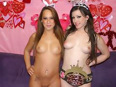 Haley Sweet, Jennifer White in Haley Sweet and Jennifer White Video tube porn video