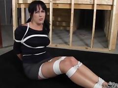 Babysitter's doom tube porn video