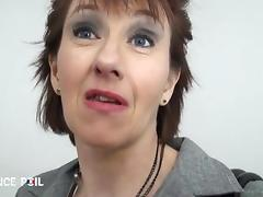 Mature francaise qui sait pomper et donner son cul tube porn video