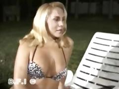 All-Way Foursome On the Patio tube porn video
