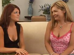 Kelly Leigh & Shayne Ryder in Lesbian Seductions #21, Scene #01 tube porn video