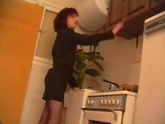 Vintage French Solo tube porn video