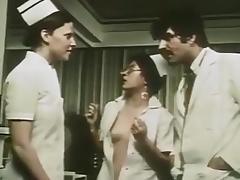schoolgirl Nurses - 1974 tube porn video