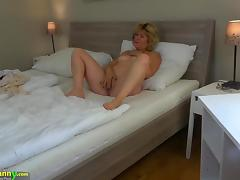 OldNanny See old granny rolling in lesbian compilation tube porn video