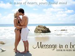 Mia Malkova & Seth Gamble in Message In A Bottle Video tube porn video