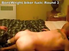 Biker Fuck Round 2 tube porn video