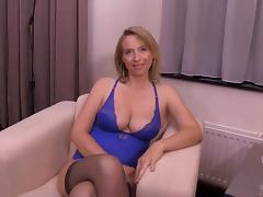 Belgian Milf tube porn video