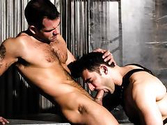 Roman Ragazzi & Dak Ramsey in Big Bigger Biggest 2, Scene #05 tube porn video