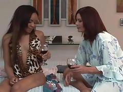 Magdalene St. Michaels & Jaslin Diaz in Lesbian Seductions #20, Scene #04 tube porn video
