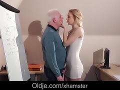 The Smutty Professor Anal Sex With Young Russian Highschool tube porn video