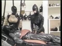 Therapy of a maleslave tube porn video