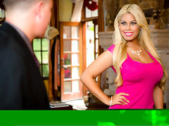Bradley Remington & Bridgette B  in Open House tube porn video