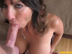 Tara in Office sex and anal action for hot Chilean MILF - FakeAgentUk tube porn video