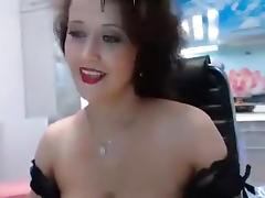 Catsuit fucks her pussy tube porn video