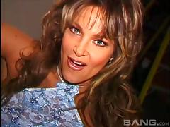 Interviews with lusty pornstars from the 1990s tube porn video