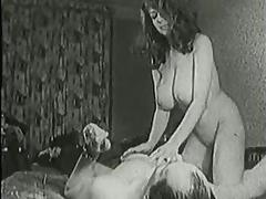 classics big boobs from 60s tube porn video