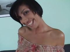 Horny Hungarian tube porn video