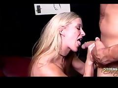 Dia always light up a cigarette when she sucks the meaty schlong tube porn video