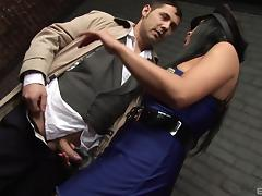 Hottest police officer in history is ready to have sex! tube porn video