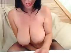 Mature YuliaHungary masturbates tube porn video