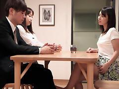 Sana Mizuhara in Housewife Sana Wants Her Friends Husband - MilfsInJapan tube porn video