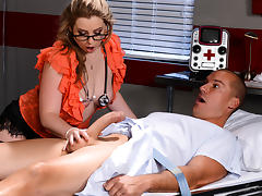 Sunny Lane & Sean Lawless in Take Your Medicine - Brazzers tube porn video