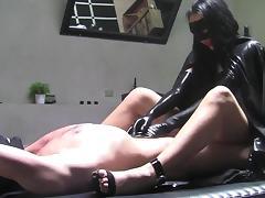 Black cloak tube porn video