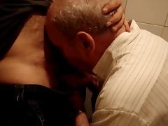 Grandpas In The Toilette 4in1 Glory Holes tube porn video