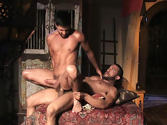 Dominic Pacifico & Tony Aziz in Tales Of The Arabian Nights, Part 1, Scene #02 tube porn video