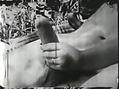 the bashful fish - circa 40s tube porn video