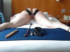Ass Plugged & Punished tube porn video
