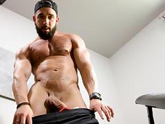 Pascal & Zack in Home Gym Inauguration XXX Video - MaskUrbate tube porn video