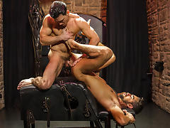 Massimo Piano & Paddy O'Brian in Language Barrier Part 1 - Str8ToGay tube porn video