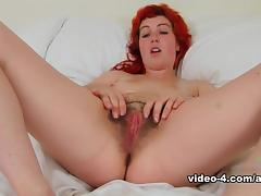 Sara in Masturbation Movie - AtkHairy tube porn video