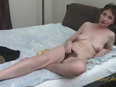 Sofia in Masturbation Movie - AuntJudys tube porn video