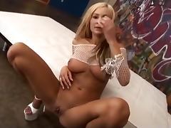 Sexy Amy Reid Takes An Anal Creampie tube porn video