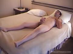 Amateur Straight Boy Jacob Jerks Off tube porn video