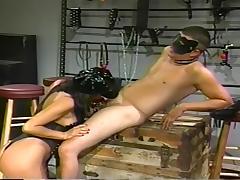 Fetish Slut Kimberly Teases Her Slave tube porn video