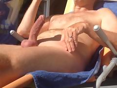 Liegestuhl balkon lounger balcony tube porn video
