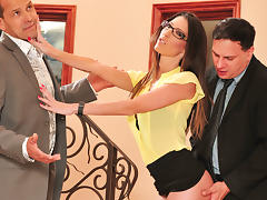 Anthony Rosano in Seduced By The Boss Wife #05, Scene #03 - DevilsFilm tube porn video