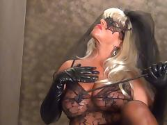 Vampire Bride has an 8 inch Cock For YOU! tube porn video